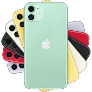 [AME 20%] iPhone 11 64GB Verde iOS 4G Wi-Fi R$ 4399
