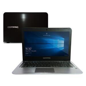 "Notebook Compaq Dual Core 4GB 500GB Tela 14"" Windows 10 Presario CQ15 | R$1099"