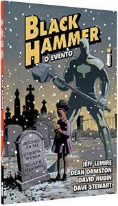 HQ - Black Hammer: O Evento - Volume 2