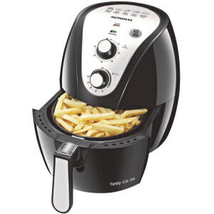 [CC Americanas] Fritadeira Elétrica Sem Óleo r Mondial AF-25 3,2 L R$125