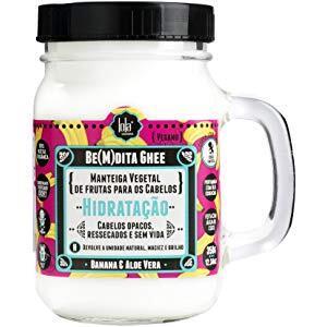 Be(M)dita Ghee Lola Cosmetics - Hidratação, Nutrição ou Reconstrução | R$23