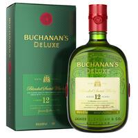 Whisky 12 Anos Buchanans Deluxe 1 Litro