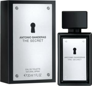 Perfume Masculino - The Secret Eau de Toilette Antonio Banderas 100ml
