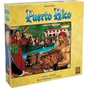 Jogo Puerto Rico | R$96