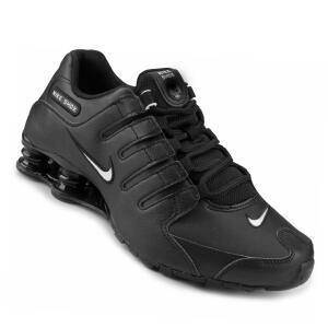 Tênis Nike Shox Nz Eu Masculino - Preto | R$400