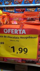 [BIG supermercado - Loja Física] Chocolate Neugebauer