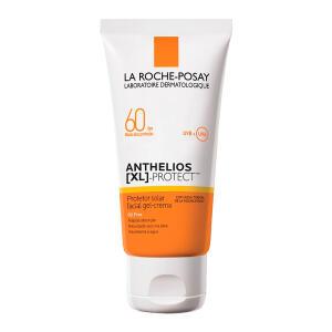 Protetor Solar Facial Anthelios | XL-Protect FPS 60 | Gel Creme