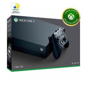 Console Microsoft XBox One X 1 TB