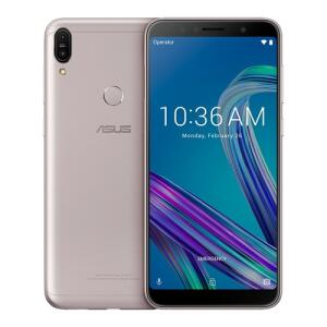 [Cc Americanas] Smartphone Asus Zenfone Max Pro M1 64gb/4gb Tela 6.0 Camera Dual 16mp+5mp Prata | R$575