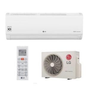 Split inverter LG 18000 quente e frio S4-W18KL3WA