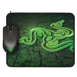 Combo do Mouse Razer Abyssus 2000 DPI + Goliathus Small Fissure Control, frete grátis