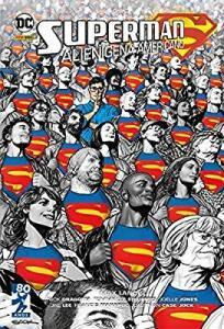 Superman. Alienígena Americano capa dura