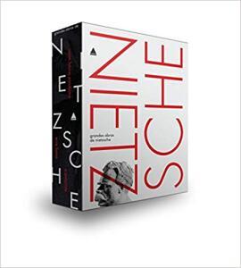Grandes obras de Nietzsche (Português) Capa dura R$48