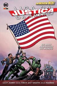 Liga da Justiça da América. Os Mais Perigosos do Mundo | R$13