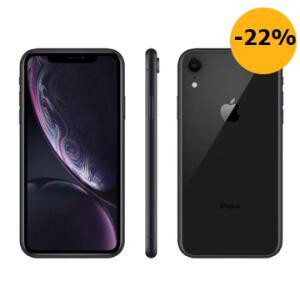 """iPhone XR Apple Preto 64GB, Tela Retina LCD de 6,1"""""""
