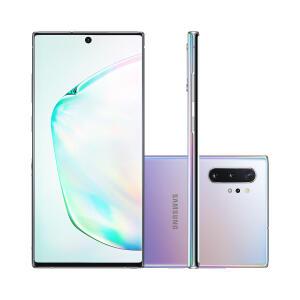 Smartphone Samsung Galaxy Note 10 Plus 256GB Prata