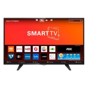 "Smart TV LED 43"" AOC LE43S5970S Full HD   R$1.059"