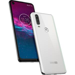 "Smartphone Motorola One Action 128GB Dual Android Pie 9.0 Tela 6.3"""