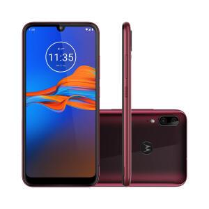 Smartphone Motorola Moto E6 Plus 64GB R$ 649