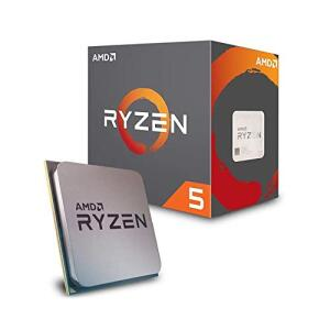 Frete grátis! - Processador AMD Ryzen 5 2600 c/ Wraith Stealth Cooler, Six Core, Cache 19MB, 3.4GHz (Max Turbo 3.9GHz) AM4 - YD2600BBAFBOX