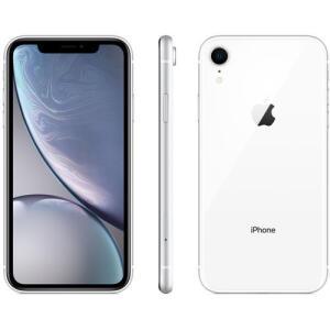"""[AME R$ 2956,03] iPhone XR 128GB Branco Tela 6.1"""" iOS 12 4G 12MP - Apple"""