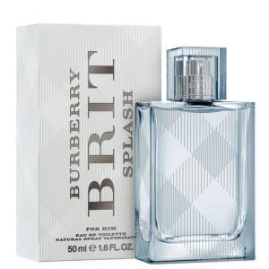 Brit Splash For Him Burberry Eau de Toilette 50ml R$165