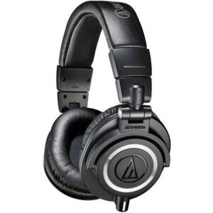 (CC Americanas + AME= R$688,33) Fone Audio Technica ATH-M50x