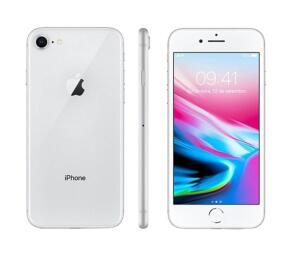 "[Ame + 24x CC americanas = R$ 1700] Iphone 8 4,7"" 64Gb - Prata"