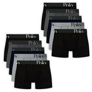 Kit 10 Cuecas Boxer Polo Match