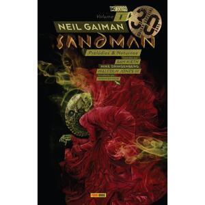 Sandman: Edição Especial de 30 Anos – Vol. 1 R$ 16