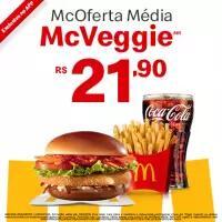 [APP] McOferta Mc Veggie