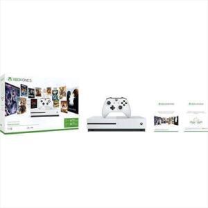 Console Microsoft Xbox One S 1TB 3 Meses De Live Gold + 3 Meses De Gamepass Branco R$ 929