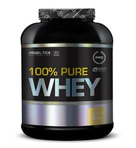 100% Pure Whey 2kg Baunilha - Probiotica R$ 98