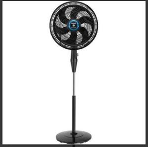 Ventilador Coluna Arno Silence Force Repelente Líquido 110V - VF5C