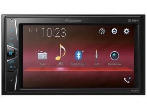 "Central Multimídia Pioneer MVH-G218BT LCD 6,2"" - Touch Bluetooth USB Auxiliar - R$440"