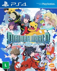 Digimon World Next Order (PS4) - Psn fim de ano.