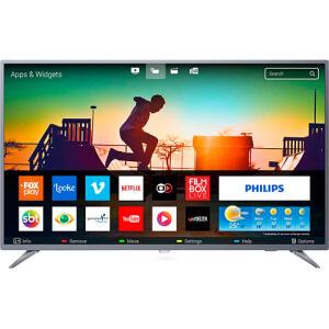 "[R$: 1.511 AME] Smart TV LED 55"" Philips Ultra HD 4k - 12x S/Juros"