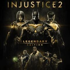 [PSN] Injustice 2 Legendary Edition - (75% OFF) - PS4