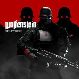 Game Wolfenstein: The New Order - PS4