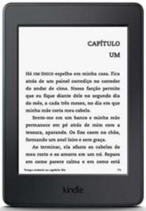Kindle paperwhite 4GB (ATENÇÃO: geração anterior)