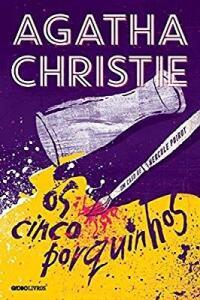 Agatha Christie Os cinco porquinhos Frete prime