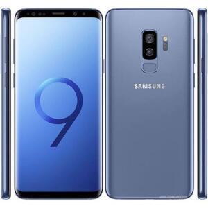 """[AME= 1699 em 1x QUALQUER CARTÃO] Smartphone Samsung Galaxy S9+ PLUS 128GB Azul Tela 5.8"""" Câmera 12MP Android 8.0"""