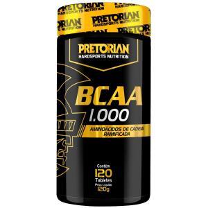 BCAA 1.000 120 Tabs Pretorian Nutrition | R$16
