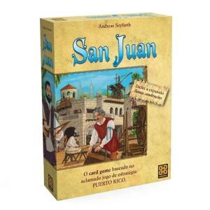 Jogo De Tabuleiro - San Juan - Grow | R$63