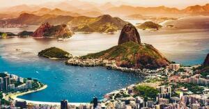 Pacote Rio de Janeiro: voo de Brasília e hospedagem para 2 adultos, por R$911