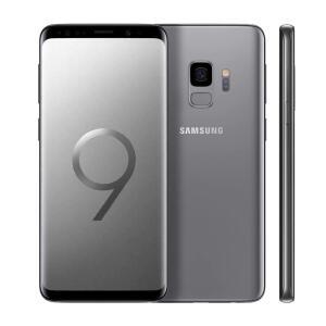Smartphone Samsung Galaxy S9 Cinza Dual Chip, R$ 1799