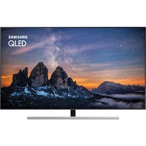 """[R$3912 com Ame] Samsung Qled Tv Uhd 4k 2019 Q80 55"""" - R$4346"""