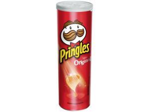 Kit Batata Pringles Original 6 Unidades - 114g Cada