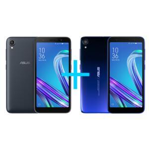 Zenfone Live (L1) Octacore Preto 430 + ZenFone Live (L1) Octacore Azul 430