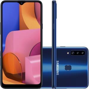 Smartphone Samsung Galaxy A20s 32GB R$ 899